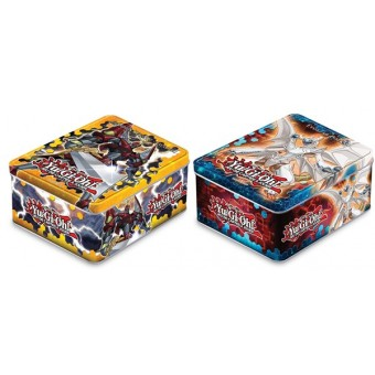 les 2 Tin Box Yu-Gi-Oh ! 2012 Vague 1