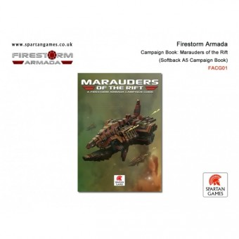 Firestorm Armada Campaign Guide: Marauders of the Rift