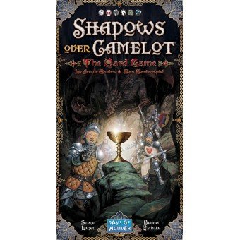 Shadows over Camelot - Le jeu de cartes