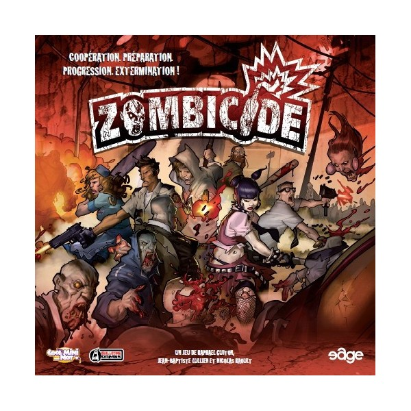 Acheter zombicide vf boutique philibert for Porte zombicide