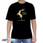 "T shirt - Game of Thrones - basic homme - ""Baratheon"" - Small"