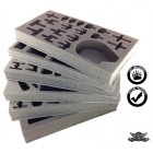 Star Wars with Wave 1-4 Horizontal Foam Kit for the P.A.C.K. 432