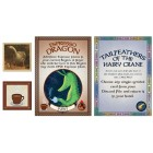 Fantastiqa Expansion 5: A Wild Goose Chase, Espresso Dragons, & Exclusive Artifact Expansion