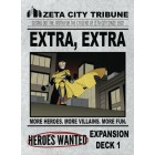 Heroes Wanted : Extra Extra