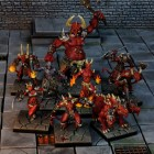 Dungeon Saga : Figurines d'habitants des Abysses