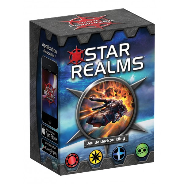 achetez star realms vf jeu de soci t iello boutique philibert. Black Bedroom Furniture Sets. Home Design Ideas