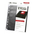 Pack 10 Feuilles 8 Pocket Supreme Compact Standard