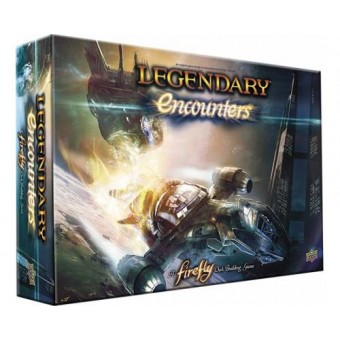 Legendary Encounters: A Firefly Deck Building Game-Damaged