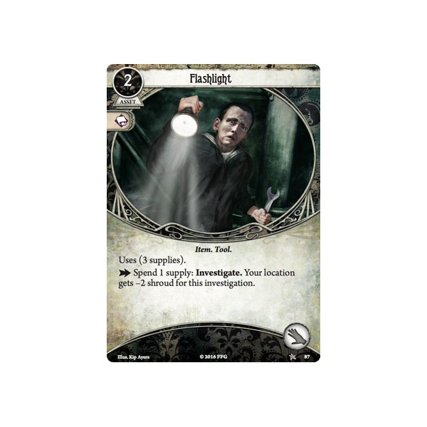 how to play arkham horror card game