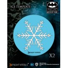 Batman - Ice Templates