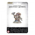 Age of Sigmar : Order - Kharadron Overlords Arkanaut Admiral