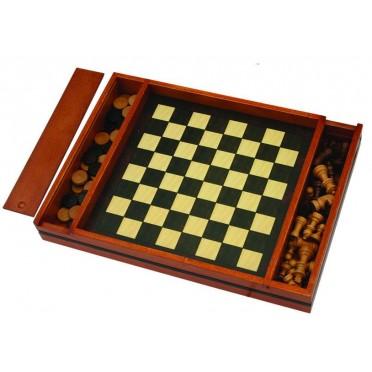 Jeu d'échecs / jeu de dames