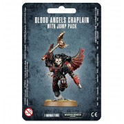 Blood Angels Chaplain - With Jump Pack