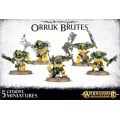 Age of Sigmar : Destruction - Ironjawz Orruk Brutes 0