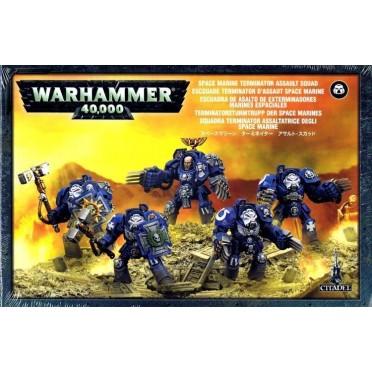 W40K : Adeptus Astartes Space Marines - Terminators Close Combat Squad