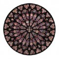 Rosace Notre Dame - 80 pièces 0