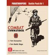 Combat Commander: Battle pack 1 : Paratroppers