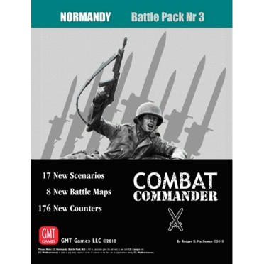 Combat Commander: Battle Pack 3 : Normandy