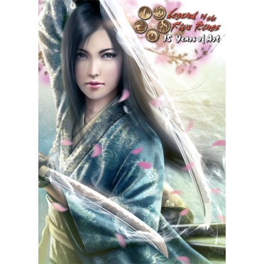 Legend of the Five Rings, 15 Years of Art