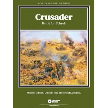 Folio Series : Crusader Battle for Tobruk