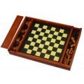 Jeu d'échecs / jeu de dames 1