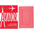 Aviator - rouge - Jeu de 54 cartes 0