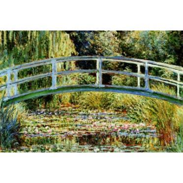 Le pont japonais - Monet -80 pièces Puzzle d'art en bois 80 pièces... par LeGuide.com Publicité