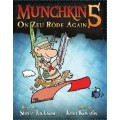 Munchkin 5 : On Zeu Rode Again 0