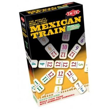 Mexican Train Travel
