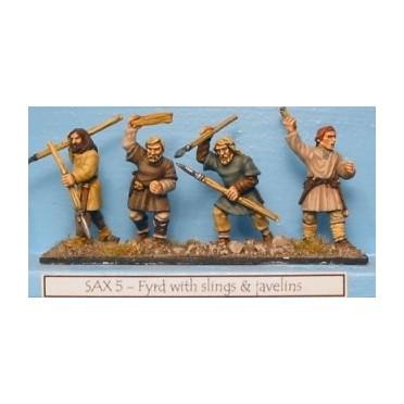 Saga Levées Anglo-Danoises