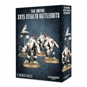 W40K : Tau Empire - XV25 Stealth Battlesuit