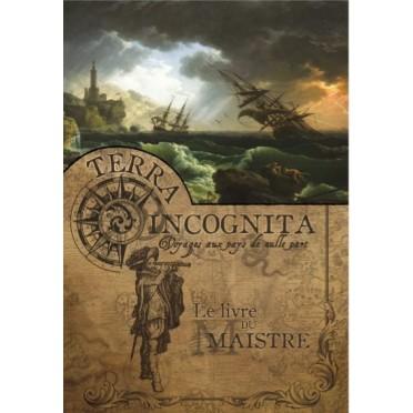 Terra Incognita - Livre 2 : Le Livre du Maistre