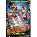 Zombies!!! 11 : Death Inc 0