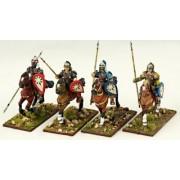 Gardes Byzantins (lances)