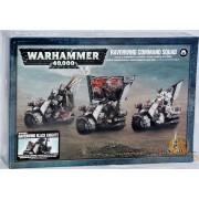 W40K : Adeptus Astartes Dark Angles - Ravenwing Command Squad