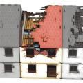 Rue 20ème siècle - Maison centrale détruite 0
