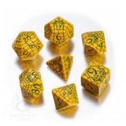 Pathfinder Dice Set : Serpent's Skull