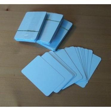 Paquet de 33 Cartes vierges