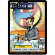 Sentinels of the Multiverse - Miss Information - Mini Expansion