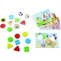 Mes premiers jeux - Les couleurs et les formes avec petit ourson 1