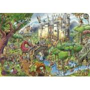Puzzle - Fairy Tales de Hugo Prades - 1500 Pièces