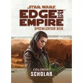 Star Wars : Edge of the Empire - Scholar Specialization Deck 0