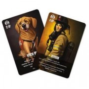 Flash Point: Fire Rescue Expansion : Veteran and Rescue Dog Pack