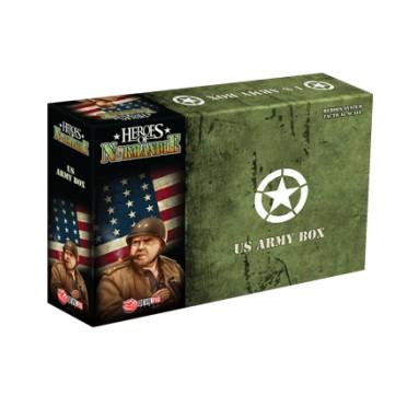 Heroes of Normandie - US Army Box