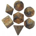 Resin Dice : 16mm Numbers Combo Attack Dice Set 2