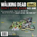 """The Walking Dead """"Don't Look Back"""" Dice Game 1"""