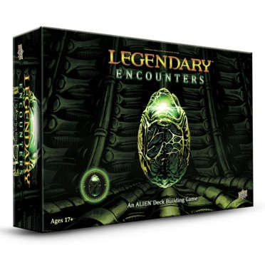 Legendary Encounters: an Alien Deck-building Game