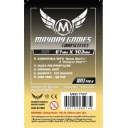 Magnum Card Sleeves - 61x103mm - 100p