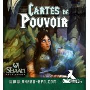 Shaan Renaissance - Cartes de Pouvoir