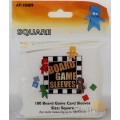 100 Board Game Sleeves 70x70mm 0